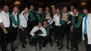 Primer Premio en el Certamen Barrio del Carmen 2011